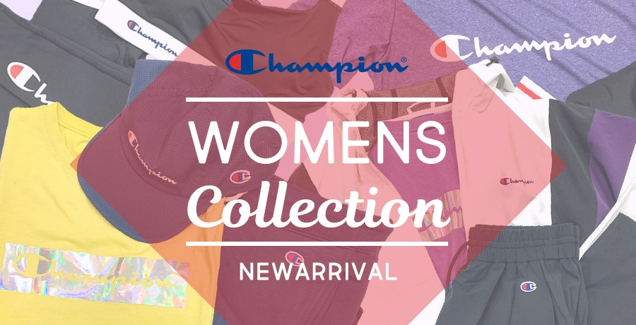 【Champion】Women's Collection 2019 Fall&Winter