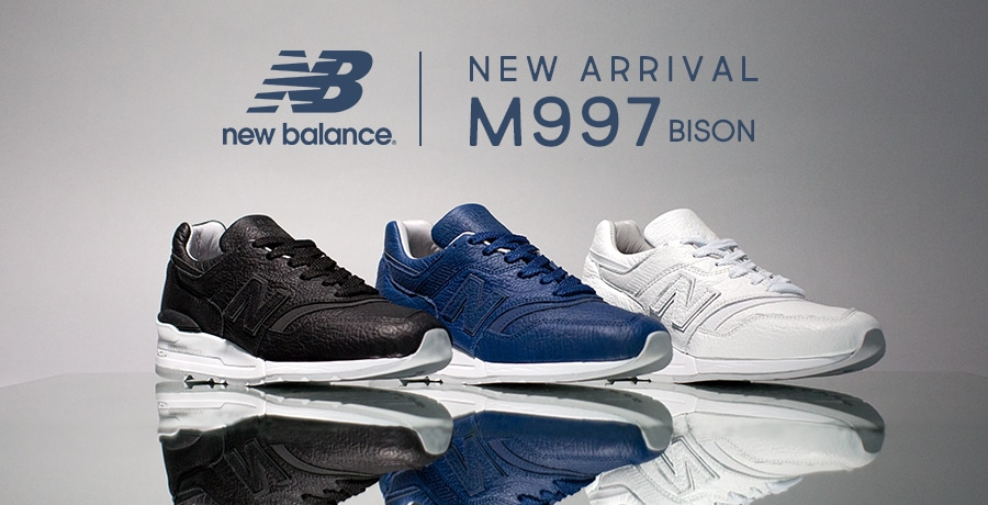 【New Balance】M997 Bison Made in USA!!!