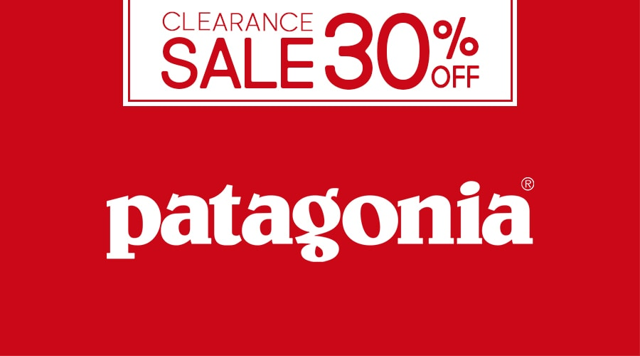 【Patagonia】2019 Spring&Summer Clearance!!!