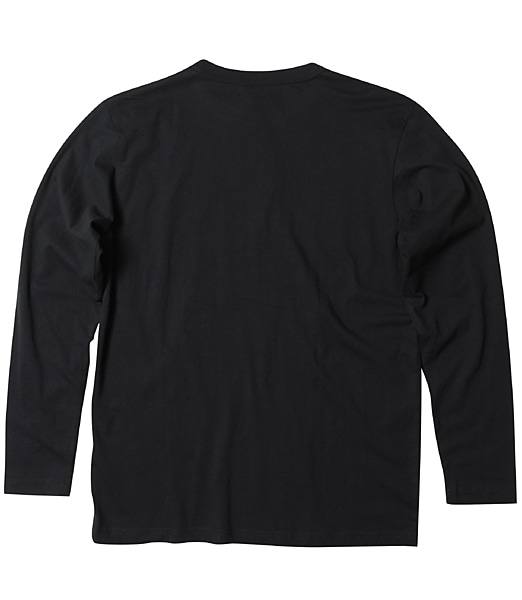 CHAMPION Solid L/S Tee