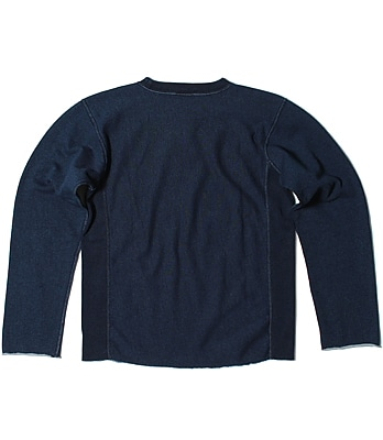 CHAMPION Reverse Weave Indigo Cut-Off【OSHMAN'S別注】2016FW