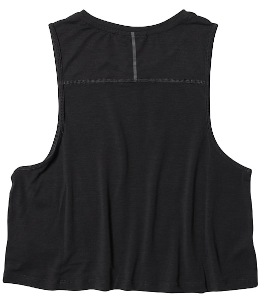 MPG Revolve 2.0 Stink-Free Warrior Knit Cropped Tank 2017FW