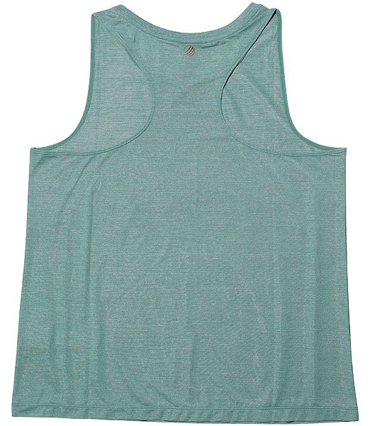 MPG Sparkle Silver Thread Tank 2019FW