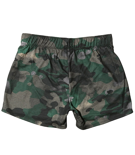 NIKE Attack Camo Short Pants 2019FA