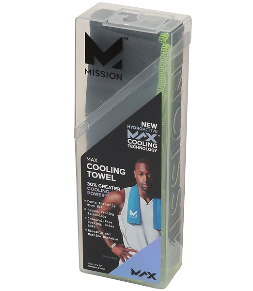 MISSION Techknit Large Cooling Towel
