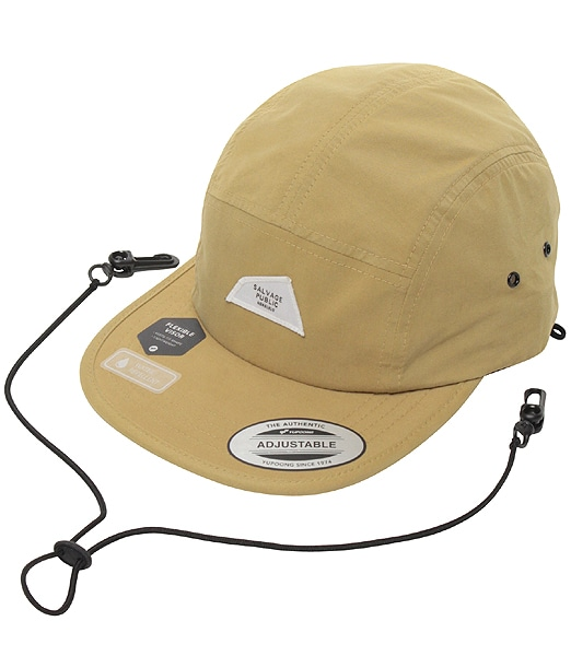 SALVAGE PUBLIC Kai 5-Panel Cap 2019SS