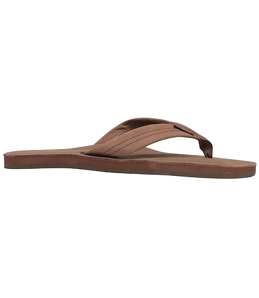 RAINBOW SANDAL  Premier Leather Single Layer 301