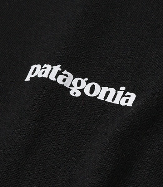 PATAGONIA Long Sleeved Text Logo Responsibili-tee 39042