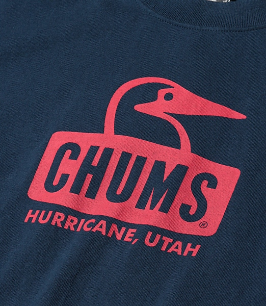 CHUMS Booby Face T-Shirt 2019SS