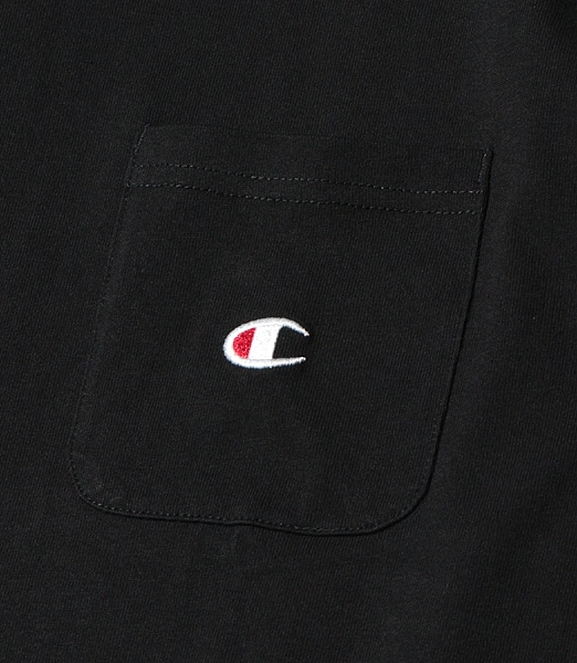 CHAMPION Loose Pocket T-Shirt 【OSHMAN'S別注】 2019SS