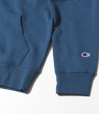 CHAMPION Embroidery Hood 【OSHMAN'S別注】