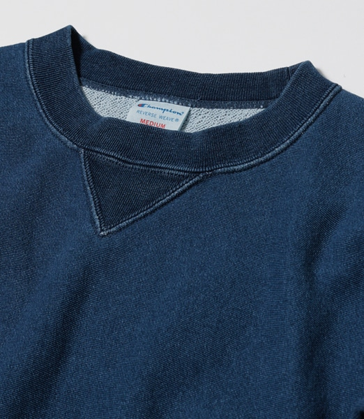CHAMPION Reverse Weave Crew Neck Sweat Shirt 2017SS