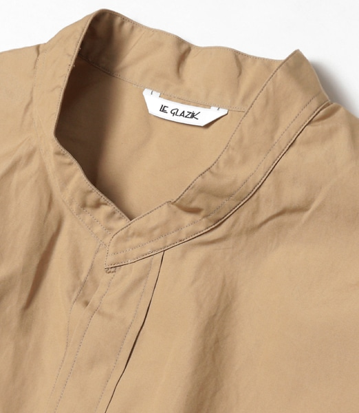 LE GLAZI Shirts Typewriter Cloth