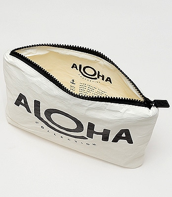 ALOHA COLLECTION Splash-Proof Pouch Original Aloha S