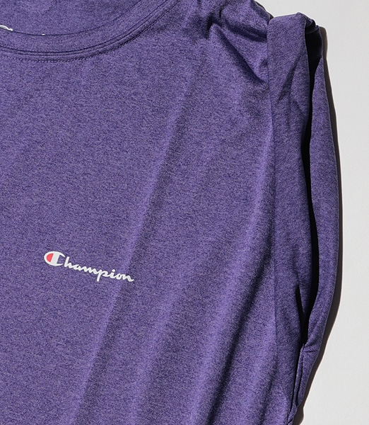 CHAMPION C Vapor Sleeveless Tee 2019FW