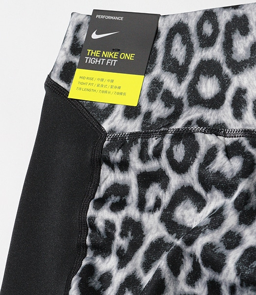 NIKE Allin Animal 7/8 Long Tights 2019FA
