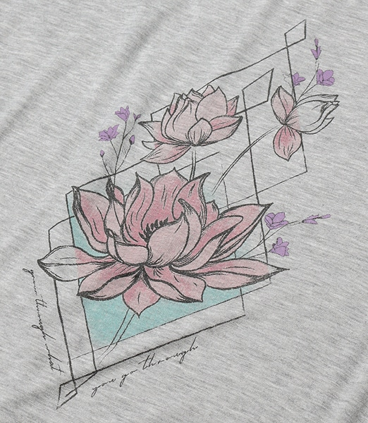 GAIAM Intention Tee 2019FA