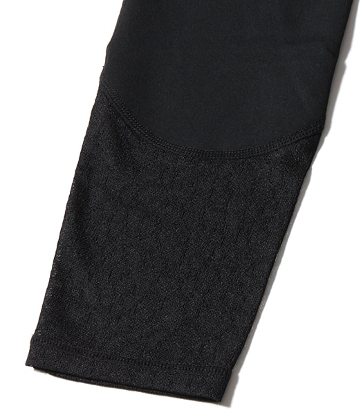 GAIAM Black Lacie Mesh Leggings 2018FW