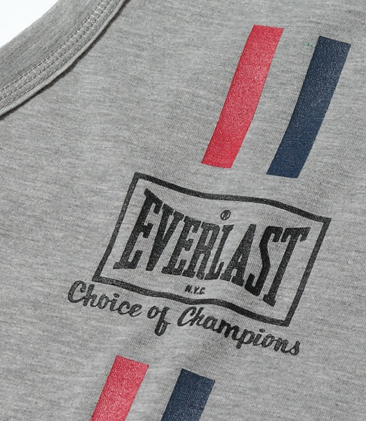 EVERLAST Choice of Champ Tank 【OSHMAN'S別注】 2018SS