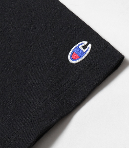 CHAMPION Logo Pocket Tee 2018SS 【OSHMAN'別注】