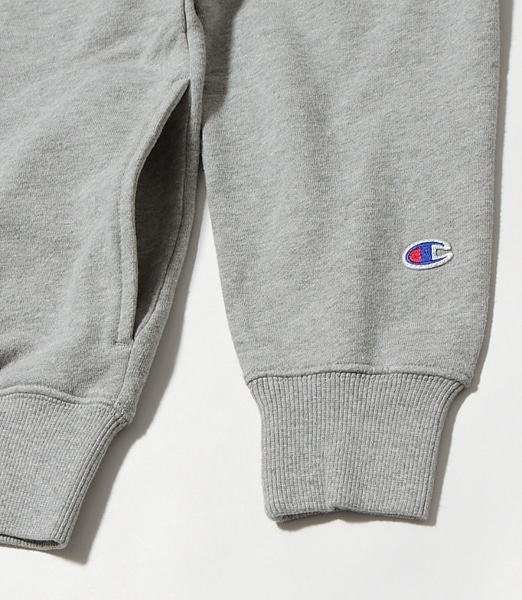 CHAMPION Embroidery Snap Sweat 【OSHMAN'S別注】