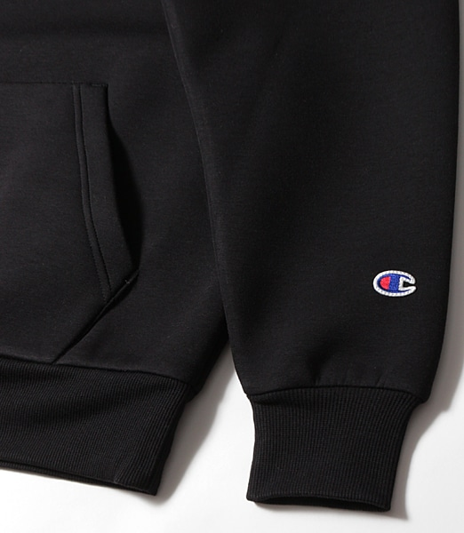 CHAMPION Wrap-air Pullover Hooded parka 2018FW【OSHMAN'S別注】