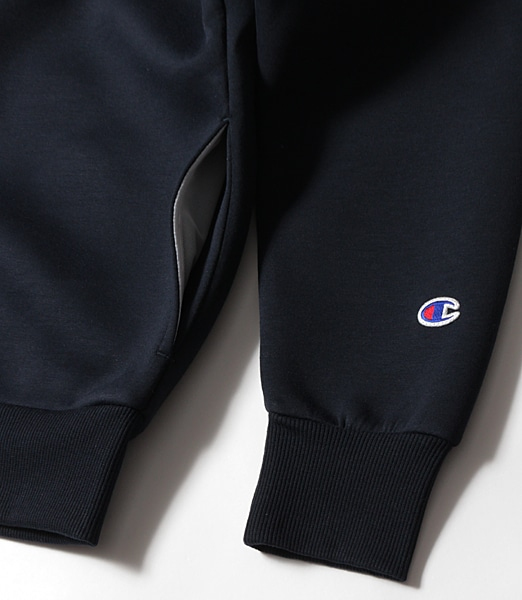 CHAMPION Wrap-air Fullzip Hooded parka 【OSHMAN'S別注】