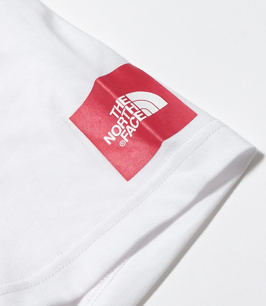 THE NORTH FACE Tech Pocket Tee 【OSHMAN'S別注】 2018SS