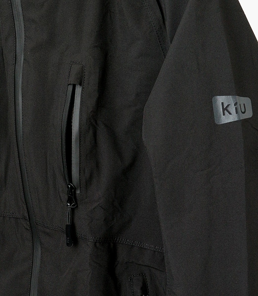 KIU 4way Stretch Multi-Functional Rain Jacket 2019SS