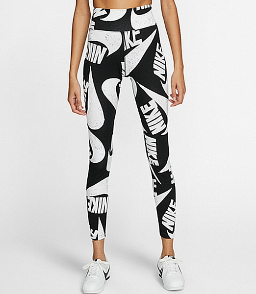 NIKE Crash AOP Leggings 2020SP