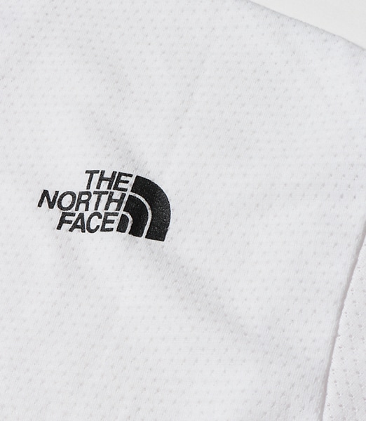 THE NORTH FACE Graphic Mesh Tee 2018SS