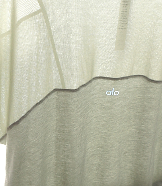 ALO Shore-Line S/S Top 2018FW