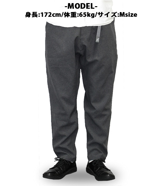 GRAMICCI Tropical Stretch Loose Tapered Pant 【OSHMAN'S別注】 2020SS