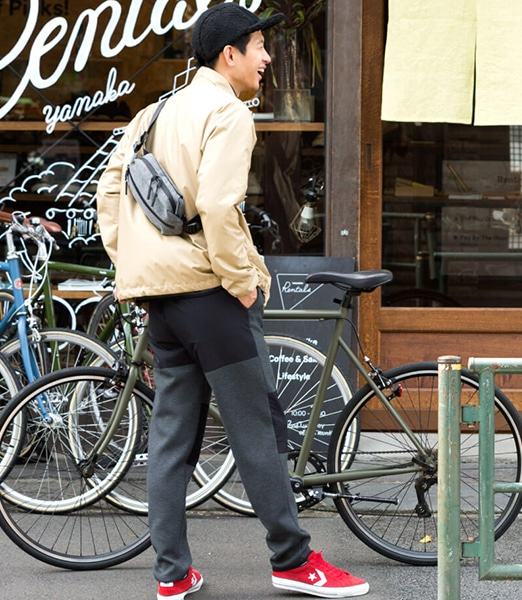 THE NORTH FACE Hybrid Tech Air Sweat Long Pant 【OSHMAN'S別注】 2018FW