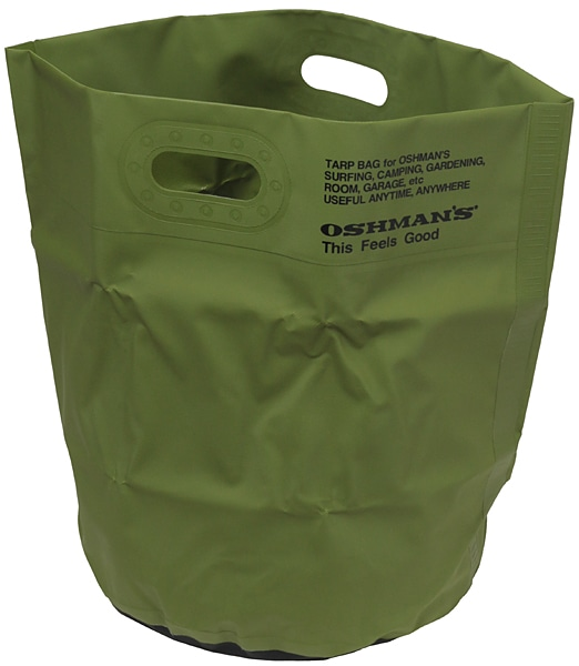 HIGHTIDE Tarp Bag Round-M 【OSHMAN'S別注】