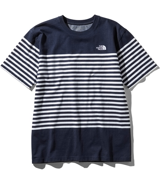 THE NORTH FACE S/S Panel Border Tee 2019SS