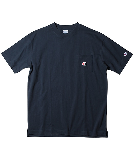 CHAMPION Loose Pocket T-Shirts 【OSHMAN'S別注】 2018FW