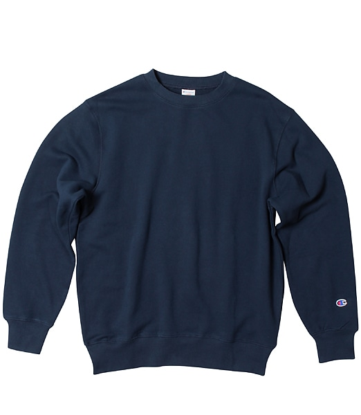 CHAMPION Embroidary Crew Neck Sweat Shirt 2018SS 【OSHMAN'S別注】