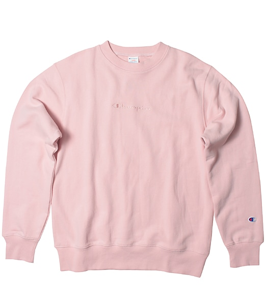 CHAMPION CREW NECK SWEAT SHIRT 【OSHMAN'S別注】 2019SS