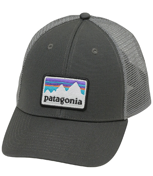 PATAGONIA Shopsticker Patch Lowepro TrackerHat 2019SS