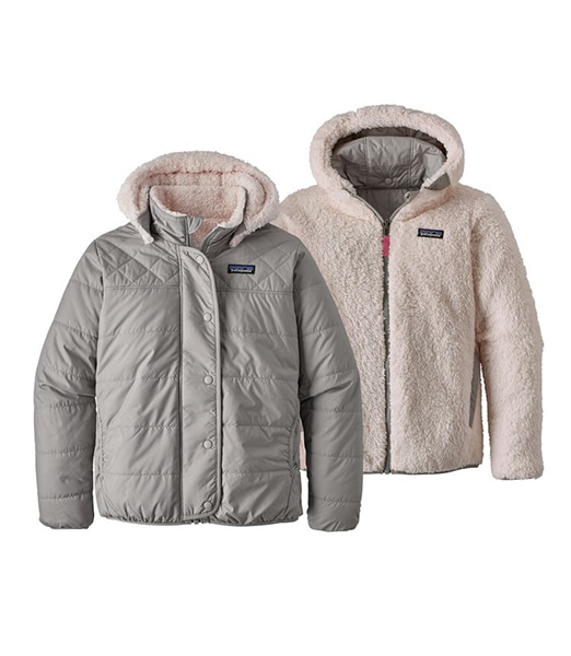 PATAGONIA Girls Reversible Dream Song Hoody 2019FW