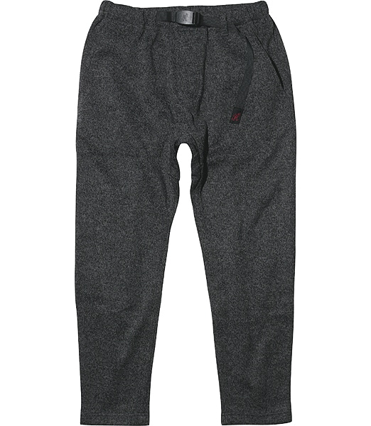 GRAMICCI Bonding Knit Fleece Slim Pants 2019FW