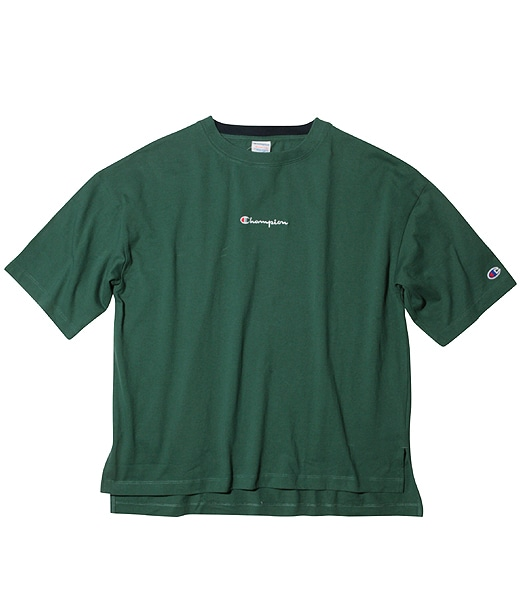 CHAMPION Embroidery Tee 2019FW