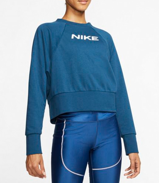 NIKE Dry Get Fit Crew Fleece 2020SP
