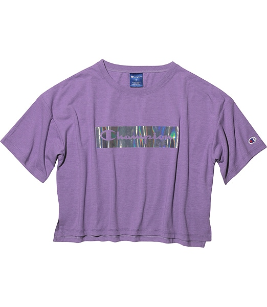 CHAMPION Cropped Tee 2019FW
