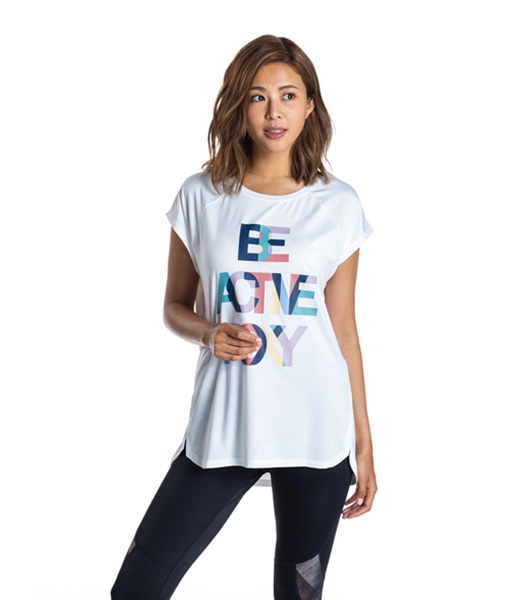 ROXY Be Active Roxy Tee 2020SS