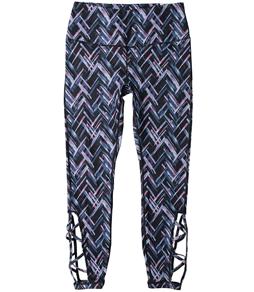 GAIAM Lana Highrise Printed Leggings 2018FW
