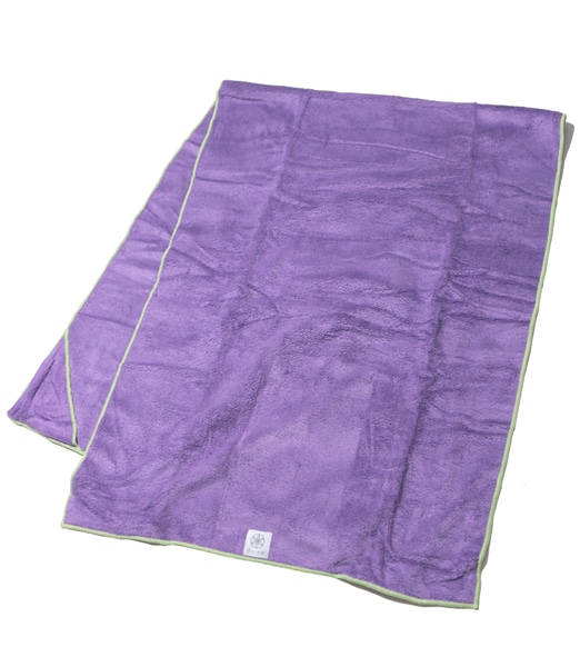 GAIAM Stay Put Yoga Towel