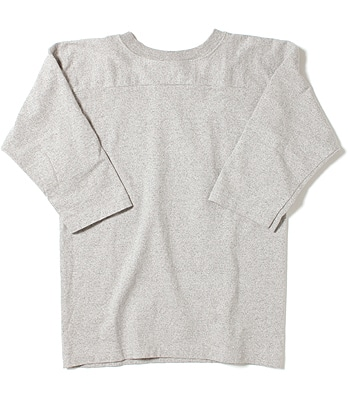 CHAMPION T1011 Football 3/4 Sleeve Tee【Made in USA】