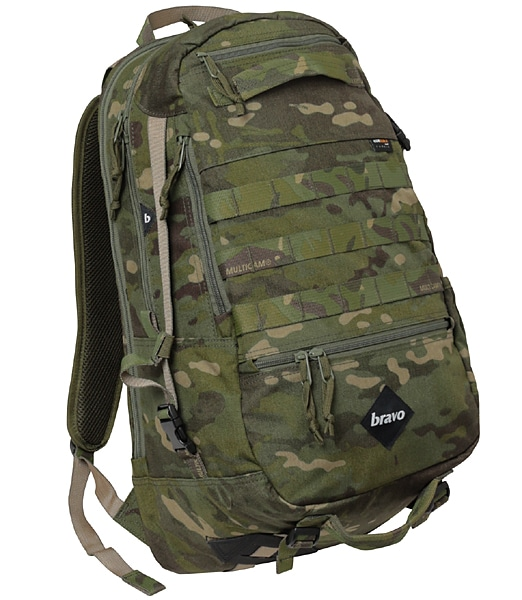 BRAVO Foxtrot Block2 Backpack
